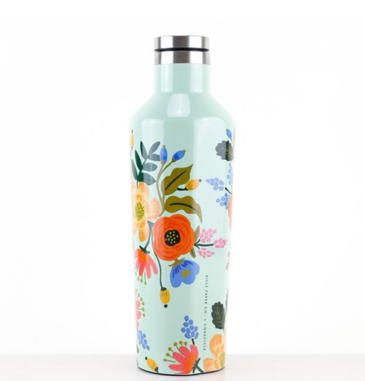 Canteen - Mint Lively Floral