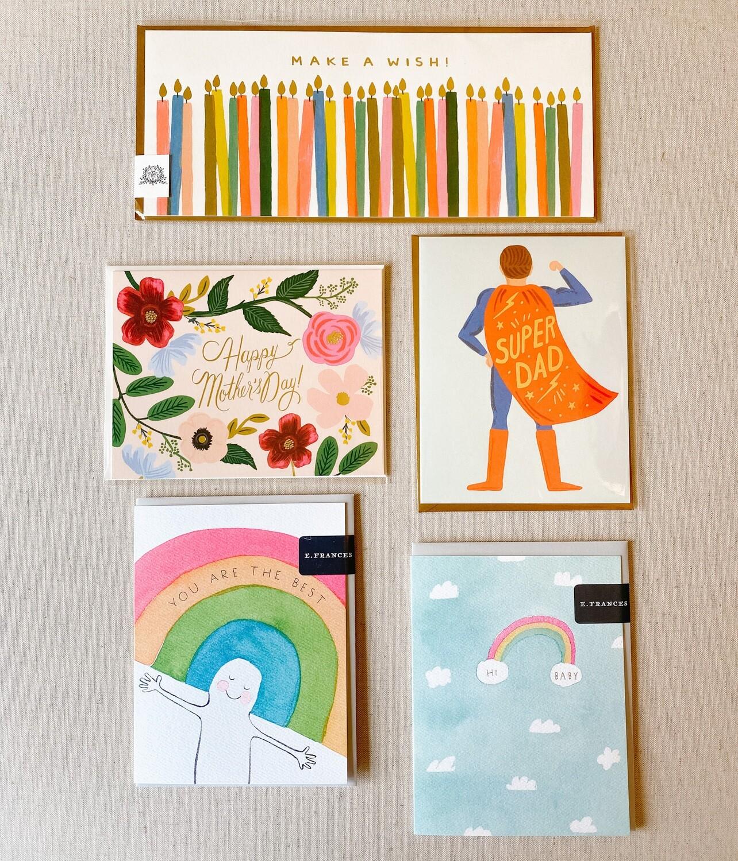 Card Bundle (6 Cards)