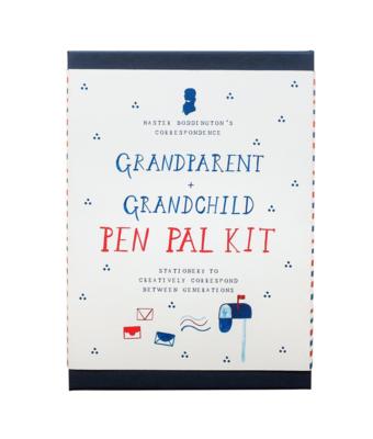 Grandparent Pen Pal Kit