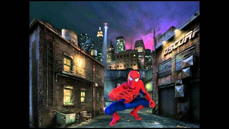 Autographed Spider-Man Print 2