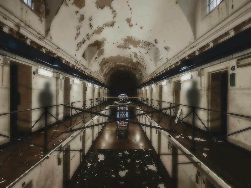 Gloucester Prison Ghost Hunt - 10/07/2021- £45 P/P