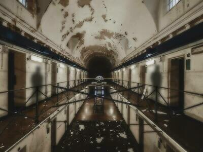 Gloucester Prison Ghost Hunt with Optional Sleepover- 06/11/2020- £45 P/P -