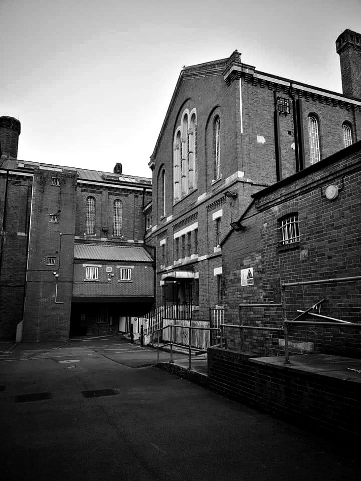 Dorchester Prison Ghost Hunt - 23/10/2021- £49 P/P