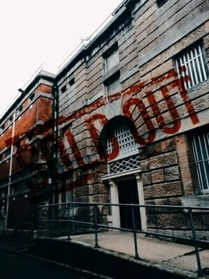 Gloucester Prison Ghost Hunt - 28/05/2021- £45 P/P
