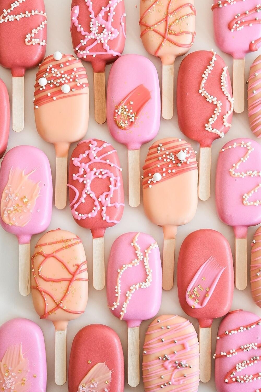 Design Variety Cakesicles