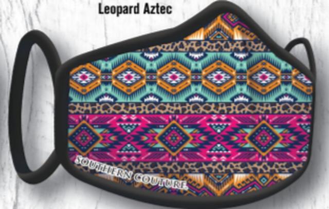 SCAPM4 LEOPARD AZTEC