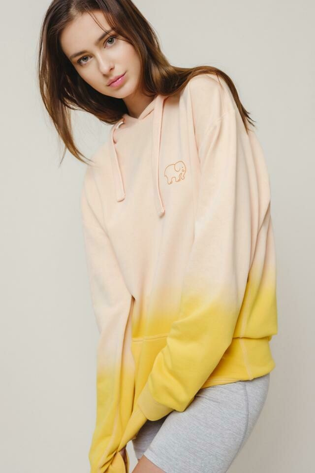Rich Ombre Classic Hoodie XXL