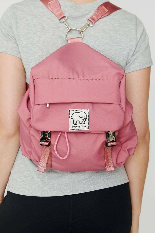 Mauvewood Mini Backpack