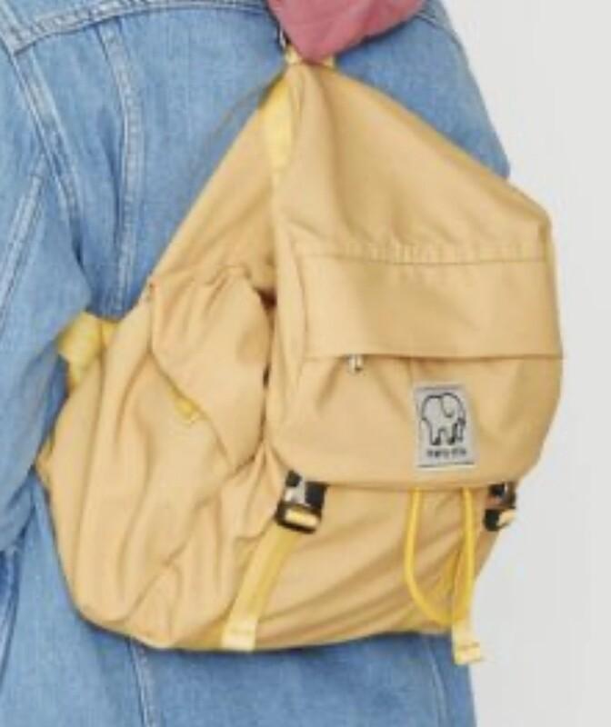 Oak Buff Mini Backpack