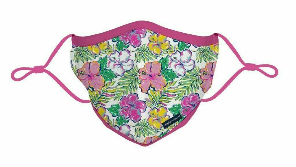 Youth Tropic Simply Southern Mask