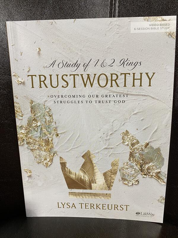 TERKEURST, Trustworthy 1&2 Kings