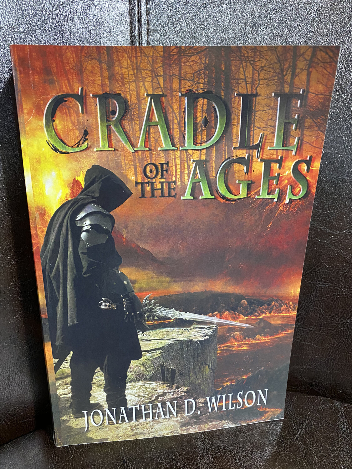 WILSON, Cradle Of The Ages (Endurance Press)