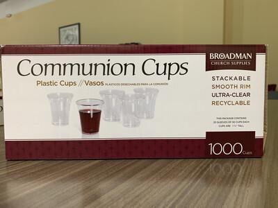 Communion Cups - 1000