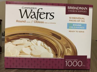 Round Wafers - 1000