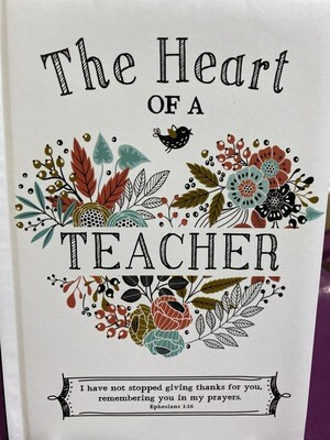 Heart Of Teacher Book