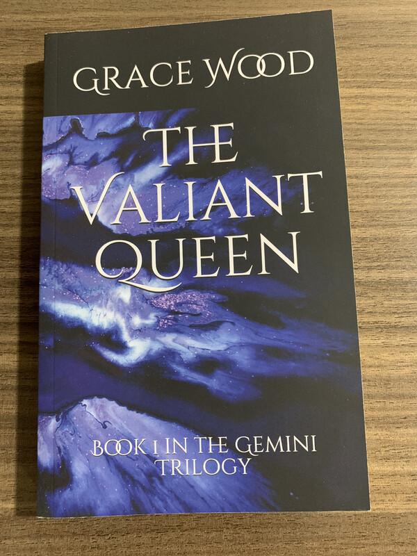 Consign-WOOD, The Valient Queen