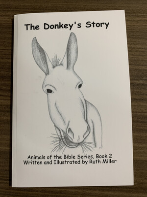 Consign-MILLER, The Donkey's Story