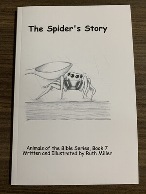 Consign, MILLER, The Spiders Story