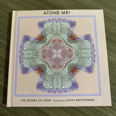 Consign, BREITENBERG, Atone Me Hardcover