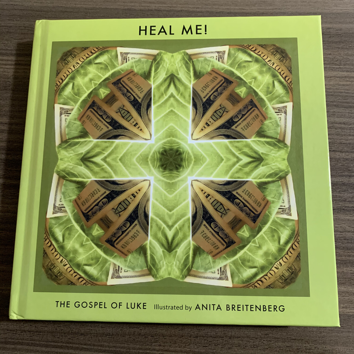 Consign, BREITENBERG, Heal Me Hardcover