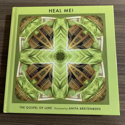 Consign, BREITENBERG, Heal Me Hardcover