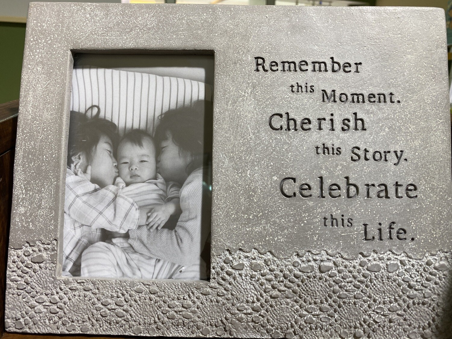 Celebrate This Life Frame