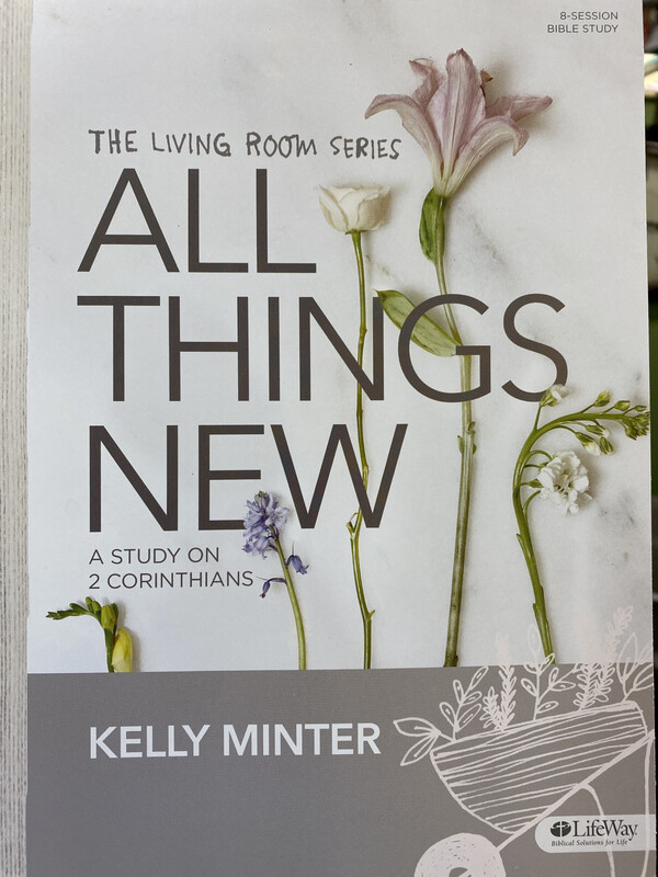 MINTER, All Things New