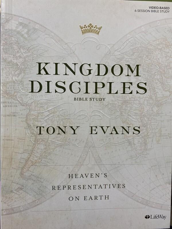 EVANS, Kingdom Disciples