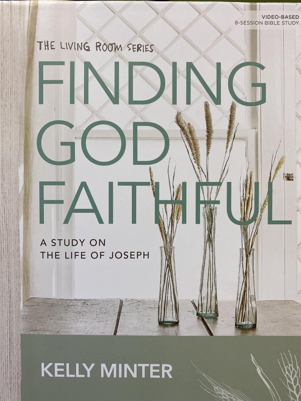 MINTER, Finding God Faithful