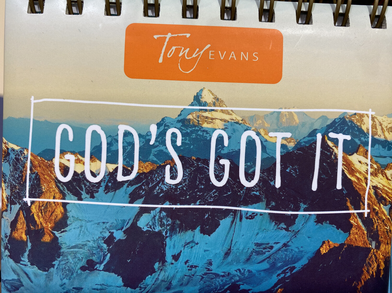 DayBrightener God's Got It