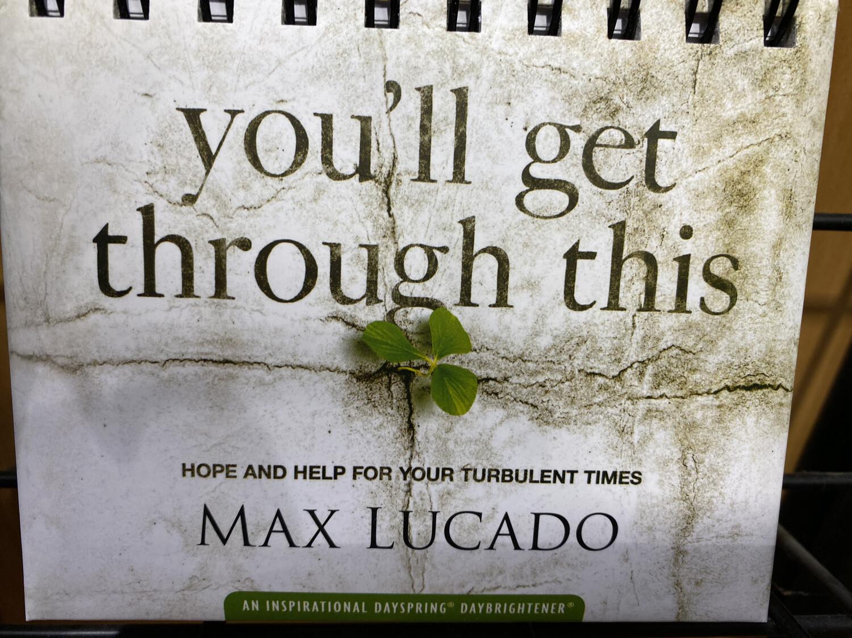 DayBrightener Lucado You'll Get Through This