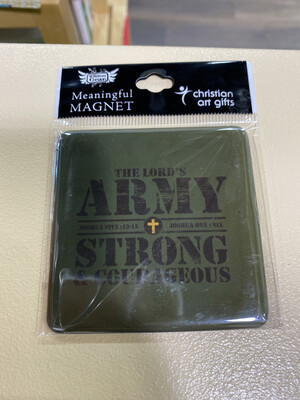 Army Strong Magnet