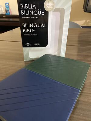 RVR 1960/NKJV Biblia Bilingual