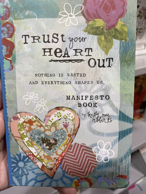 Trust Your Heart Magnet Gift Set