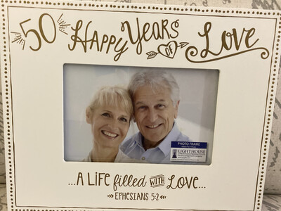 Anniversary Love 50th