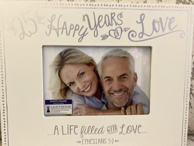 Anniversary Love 25th