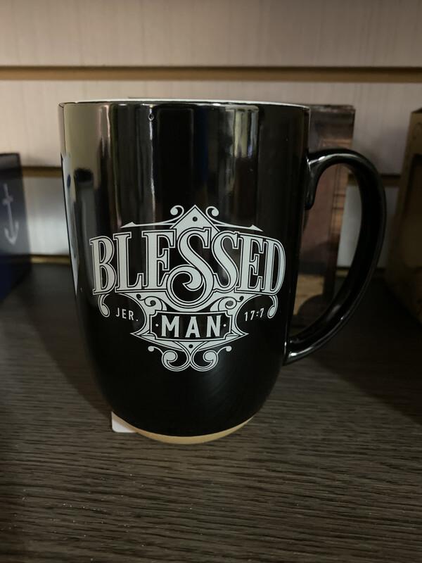 Blessed Man Mug