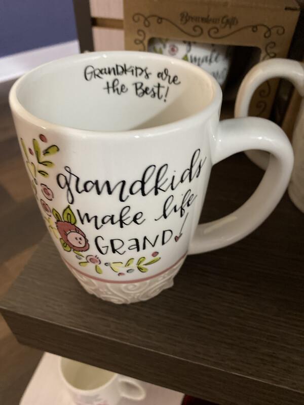 MUG, Grandkids Make Life Grand
