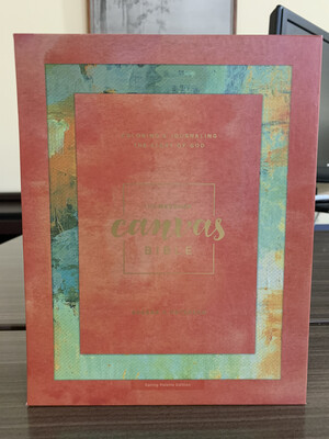 The Message, Canvas Journaling