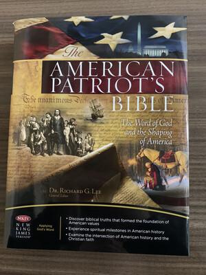 NKJV, American Patriots Bible