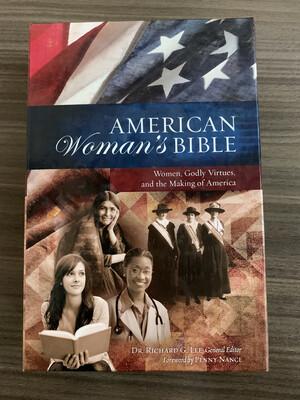 NKJV American Womans Bible