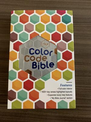 NKJV Color Code Bible