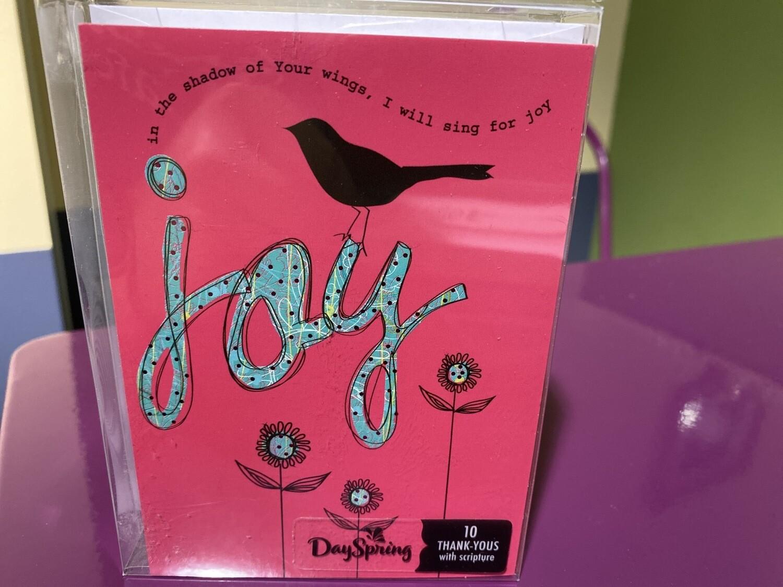 DAYSPRING, Joy Pink
