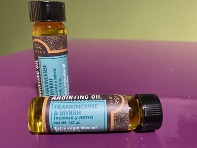 Anointing Oil - Frankincense & Myrrh