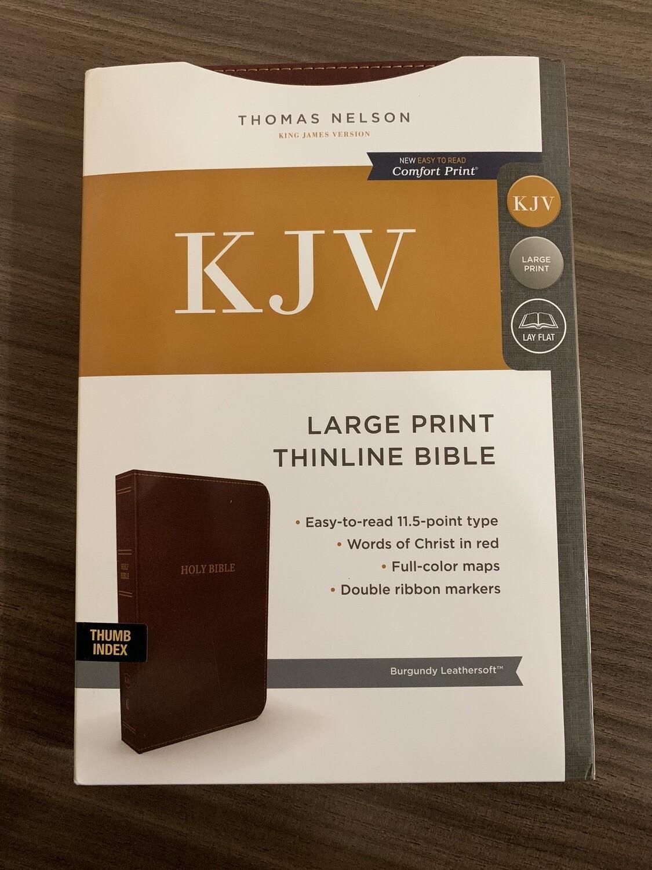 KVJ Leathertouch Burgundy