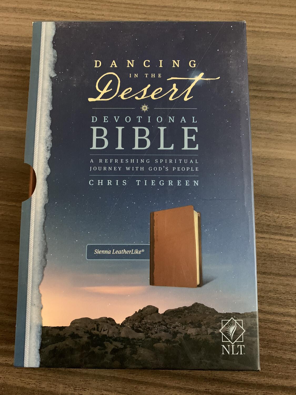 NLT, Dancing In The Desert Bible