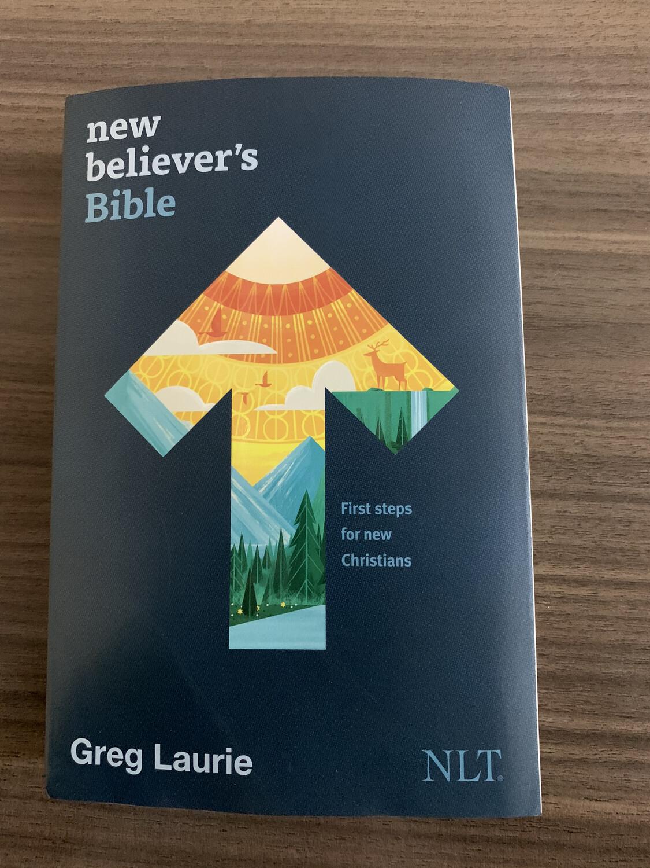 New Belivers Bible, NLT