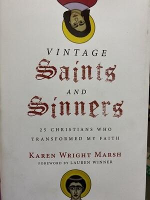 MARSH, Vintage Saints And Sinners