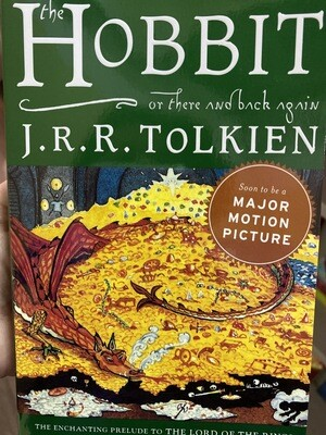 TOLKIEN, The Hobbit Ot There And Back Again