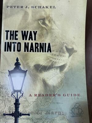 SCHAKEL, The Way Into Narnia